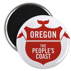 "Logo 2.25"" Magnet (10 pack)"