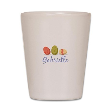 Easter Egg Gabrielle Shot Glass