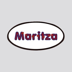 Maritza Red Caps Patch