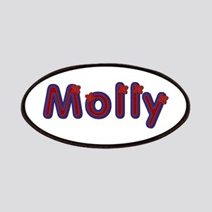 Molly Red Caps Patch