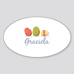 Easter Egg Graciela Sticker