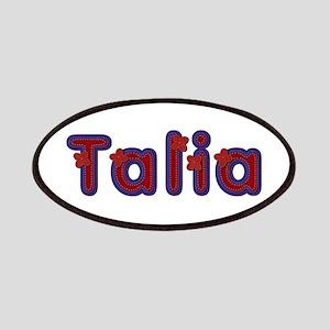 Talia Red Caps Patch