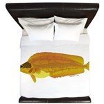 Kelp Greenling fish King Duvet