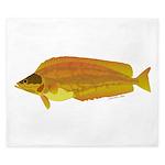 Kelp Greenling fish King Duvet