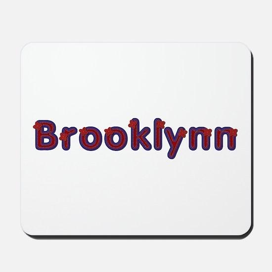Brooklynn Red Caps Mousepad