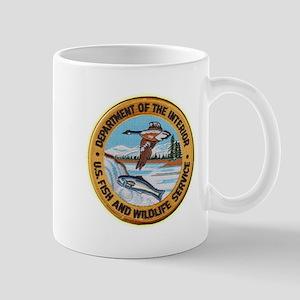 U S Fish Wildlife Service Mug