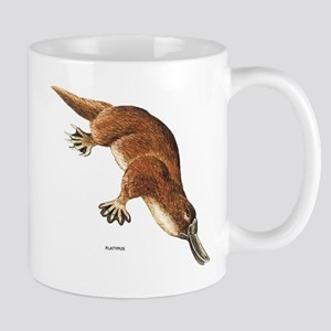 Platypus Animal Mug