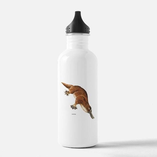 Platypus Animal Water Bottle