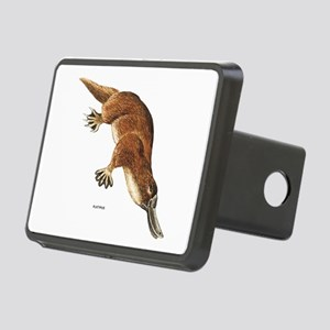 Platypus Animal Rectangular Hitch Cover
