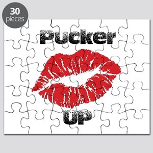 Pucker Up Puzzle