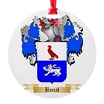 Barral Round Ornament