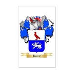 Barral 20x12 Wall Decal