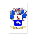 Barral 35x21 Wall Decal