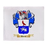 Barral Throw Blanket