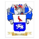 Barrailler Small Poster