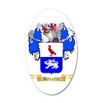 Barrailler 35x21 Oval Wall Decal