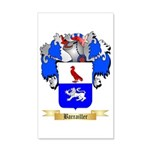 Barrailler 35x21 Wall Decal