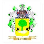 Barragan Square Car Magnet 3