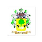 Barragan Square Sticker 3