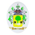 Barragan Ornament (Oval)