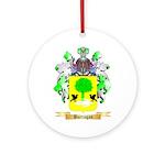 Barragan Ornament (Round)