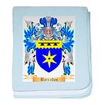 Barradas baby blanket
