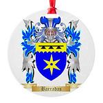 Barradas Round Ornament