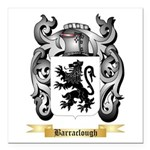 Barraclough Square Car Magnet 3