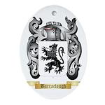 Barraclough Ornament (Oval)