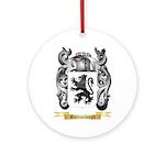 Barraclough Ornament (Round)