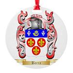 Barra Round Ornament