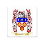 Barra Square Sticker 3