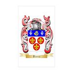 Barra Sticker (Rectangle 50 pk)