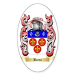Barra Sticker (Oval)