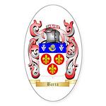 Barra Sticker (Oval 50 pk)