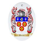 Barra Ornament (Oval)