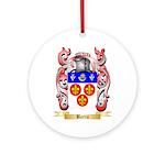 Barra Ornament (Round)