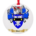 Barr Round Ornament
