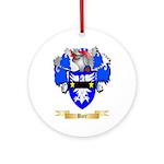 Barr Ornament (Round)