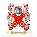 Baroux Square Car Magnet 3