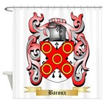 Baroux Shower Curtain