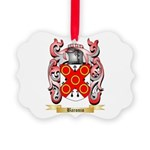 Baronio Picture Ornament