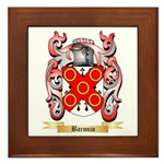 Baronio Framed Tile