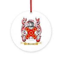 Baronio Ornament (Round)