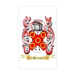 Barone Sticker (Rectangle)