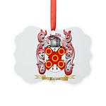 Barone Picture Ornament