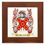 Barone Framed Tile