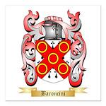 Baroncini Square Car Magnet 3
