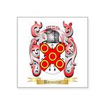 Baroncini Square Sticker 3