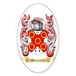 Baroncini Sticker (Oval 50 pk)